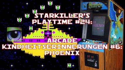 Phoenix (Arcade Kindheitserinnerungen #06) - starkiller's Playtime #024