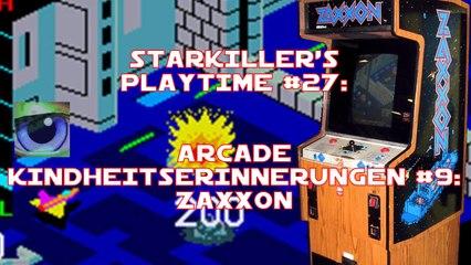 Zaxxon (Arcade Kindheitserinnerungen #09) - starkiller's Playtime #027