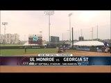 2015 Sun Belt Softball Championship: Game 7 Georgia State vs UL Monroe  Highlights