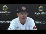 2015 Sun Belt Conference Baseball Championship: Arkansas State Game 5 Press Conference