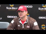 2015 Sun Belt Conference Softball Championship: UL Lafayette Championship Game Press Conference