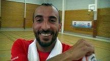 Finale Coupe Rhône Alpes Futsal - Houcine WYSSAM (Lyon-Moulin à Vent)