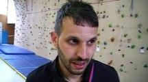 Finale Coupe Rhône Alpes Futsal - Ramzi MAJRI (Entraîneur Lyon-Moulin à Vent)