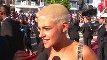 """Kristen Stewart """"Olivier Assayas m'a dit """"tu devrais être réalisatrice"""""""" - Montée des marches - Festival de Cannes 2017"""