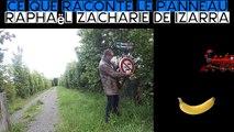 Ce que raconte le panneau - Raphaël Zacharie de IZARRA