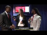 Sun Belt Soical Suite - Arkansas State WR J.D. McKissic & DB Sterling Young