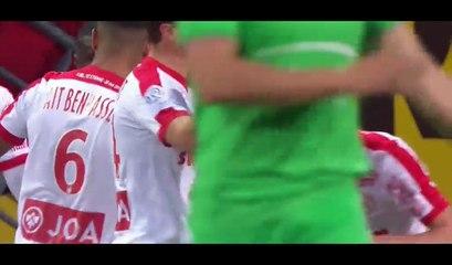Alexis Busin Goal HD - Nancy 1-0 St Etienne - 20.05.2017