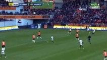 Lorient - Bordeaux but Younousse Sankhare 0-1