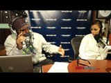 Lauren London Talks Lil Wayne & Explains Getting Kicked Out of High School on Sway in the Morning