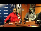 Naughty by Nature kick freestyle and talk about past, present and future happenings with group