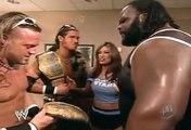 Mark Henry & MNM Backstage Segment WWE Smackdown January 13th 2006