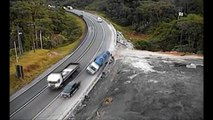 Truck Crash Extreme - Epic Extreme Truck Crashes - Crashes of Truck To