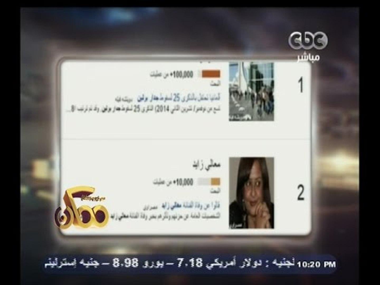 #ممكن | رواية 1984 - معالي زايد - عنتيل الغربية .. مواضيع اهتم بها المصريين هذا الأسبوع