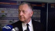 OL - Aulas : ''Pedros nouveau coach des féminines''