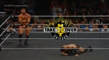 WWE NXT TakeOver Chicago Highlights 20-5-17 - Bobby Roode vs. Hideo Itami