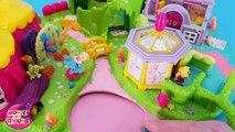 Pays Magique de princesses Polly Pocket aimanté - Histoire de jouets enfants - Titounis Touni Toys-