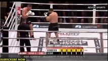 Revoir combat Rico Verhoeven vs Ismael Lazaar FOR GLORY41 2017