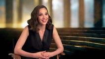 Wonder Woman - Gal Gadot interview