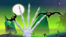 Effrayant Bat Finger Famille _ Chanson d'Halloween _ Halloween song _ Scary Bat Finger Fam