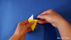Easy Origami for Kids - Paper Bow Tie, Sim