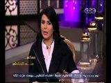#معكم_منى_الشاذلي   منى الشاذلي: مصر بلد كبير يستوعب كل الأزمات ويتخطي العقبات