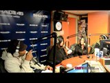 Mob Wives, Big Ang & Carla Talks Kanye West & Love Triangle on Sway in the Morning