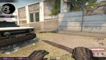 CSGO: TIL you dont have to jump onto the ledge near car on de_cache in a certain spot.