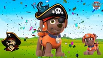 Baby Learning Songs! Paw Patrol Transforms Into Pirates, Fing