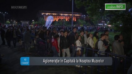 Noaptea Muzeelor 2017 in muzeele bucurestene