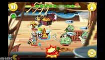 Angry Birds Epic NEW Cave 6, Endless Winter 5 NO Hacking Golden Piggies