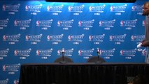 【NBA】Kevin Durant Postgame Interview Warriors vs Spurs Game 3 May 20 2017 2017 NBA Playoffs