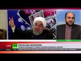 'Second chance': Hassan Rouhani wins Iran presidential election securing 57% of the vote