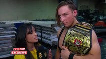 WWE U.K. Champion Pete Dunne wins what he thinks is rightfully his_ Exclusive, May 20, 2017