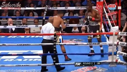 Terence Crawford vs Felix Diaz Full Fight