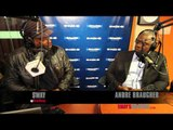 Andre Braugher Speaks on What it Means to be an American on Sway in the Morning