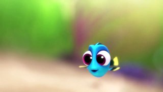 Finding Dory Little Dory Baby