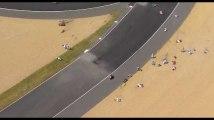 Moto : accident impressionnant au Grand Prix de France du Mans (vidéo)