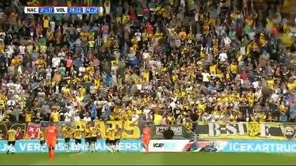 Dessers GOAL (2-0) NAC Breda vs Volendam