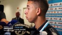 Lopez n'a aucun doutes concernant son avenir