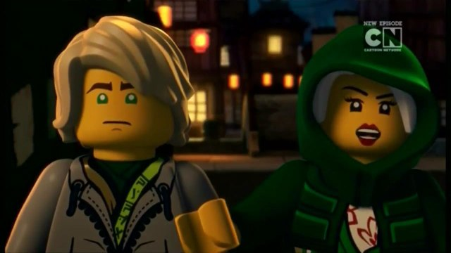 LEGO Ninjago: Masters of Spinjitzu Season 11 Episode 1 -- 30