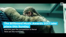 Billboard Music Awards 2017 : The Chainsmokers and  Drake up for most awards!