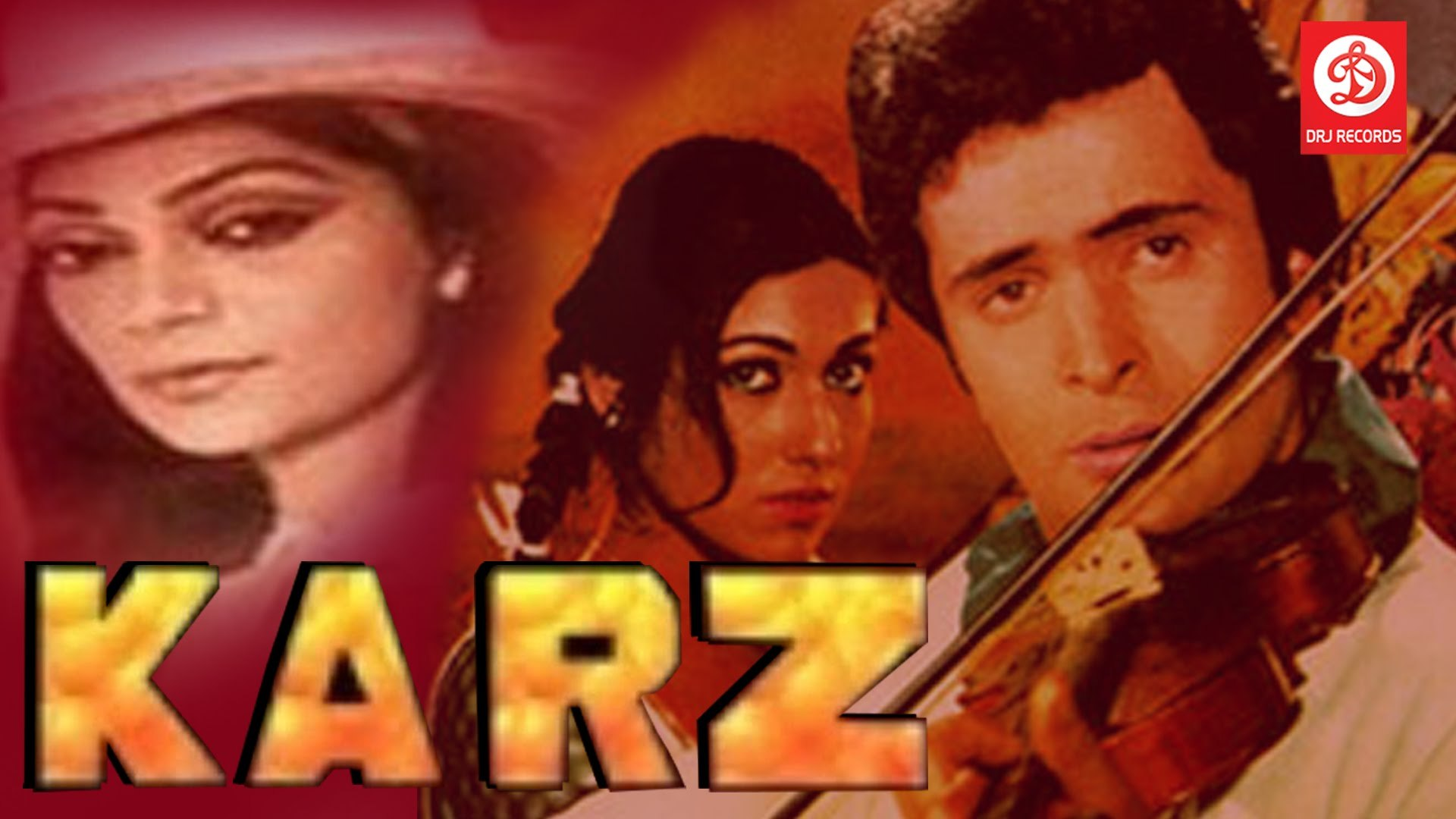 Karz | Super Hit Hindi Movie | Raj Kiran, Premnath, Simi garewal - video  Dailymotion