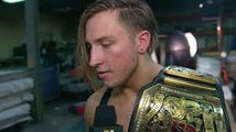 WWE U.K. Champion Pete Dunne wins what he thinks is rightfully his: Exclusive, May 20, 2017
