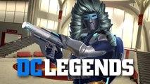 DC Legends - Captain Cold Trailer