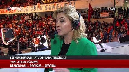 AK Parti Kongre 21 Mayıs 2017 Beyaz TV Yayını