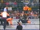 Ray Traylor/Steiners vs Bagwell, Konnan, Scott Norton