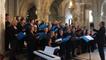 Trois chœurs de l'univers inter-âges en concert à l'église Sainte-Croix