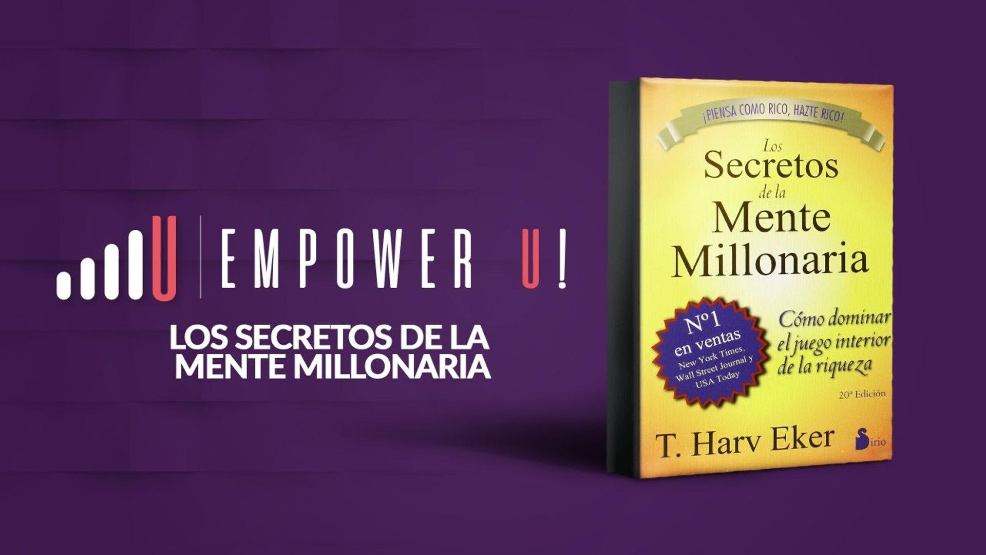 Los Secretos De La Mente Millonaria Audio Libro Completo Latino Descargar En Mega Gratis Vídeo Dailymotion