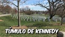 Arlington Cemetery - O Cemitério dos Heróis em Arlington - Washington D.C.