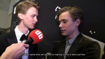 Henrik & Tarjei interview post-Gullruten - TV2